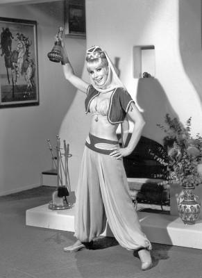 1965 ... genie goes on bender!