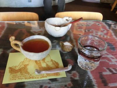 JAZZを聞きながら紅茶を飲みました