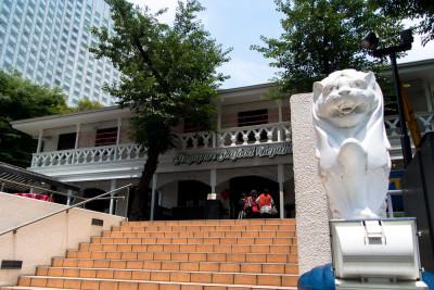 シンガポール料理店