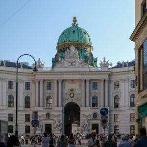 ホーフブルグ王宮